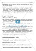 Wortbildung - Wörter mit Vor- und Nachsilben: Arbeitsblatt + Lösung Preview 3