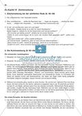 Zeichensetzung bei wörtlicher Rede: Arbeitsblatt + Lösung Preview 3