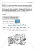 Kommasetzung: Arbeitsblätter + Lösungen Preview 5