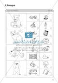 Anlaute hören: Erläuterung + Spiele + Übungen + Lösung Preview 9