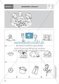 Reimwörter finden: Übungen + Lösung Preview 1