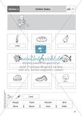 Wort-Bild-Zuordnung: Übungen + Spiel + Lösung Preview 4