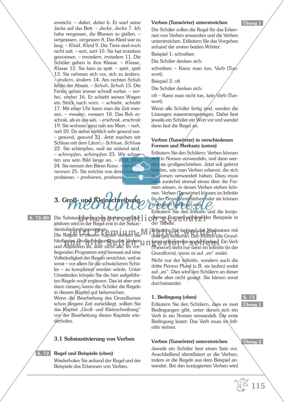 Einüben der 200 häufigsten Fehlerwörter - Wort 289-300: Arbeitsblätter + Erläuterung Preview 4