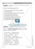 Groß- und Kleinschreibung - Verben werden zu Nomen: Übungen + Erläuterung Preview 3