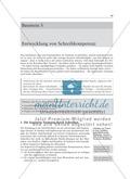 Entwicklung von Schreibkompetenz: Informationstext für Lehrer Thumbnail 0