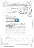 Geheimschrift Alphabet rückwärts: Übungen Preview 3