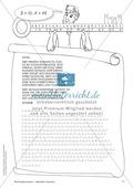 Geheimschrift Alphabet rückwärts: Übungen Preview 5