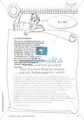 Geheimschrift Alphabet gemischt: Übungen Preview 1
