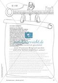 Geheimschrift Alphabet gemischt: Übungen Preview 5