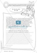 Geheimschrift Zahlen versetzt: Übungen Preview 3