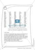 Geheimschrift in Blöcken Alphabet rückwärts: Übungen Preview 4