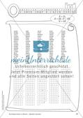 Geheimschrift in Blöcken Alphabet rückwärts: Übungen Preview 5