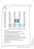 Geheimschrift in Blöcken Alphabet rückwärts: Übungen Preview 6