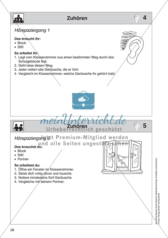 Zuhören: Hörspaziergang Preview 0