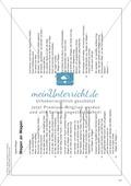 Friedensgedichte von Miegel: Sachanalyse + didaktische Analyse + Verlaufsplanung + Weiterführung Preview 4