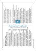 Ballade von Meyer: Sachanalyse + didaktische Analyse + Verlaufsplanung + Weiterführung Preview 4
