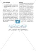 Balladen - unbekannte Bänkelsänger: Sachanalyse + didaktische Analyse + Verlaufsplanung + Weiterführung Preview 3