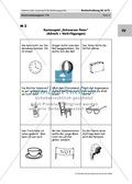 Getrennt- und Zusammenschreibung bei Adverb+Verb-Fügungen: Kartenspiel Preview 1