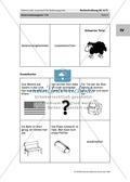 Getrennt- und Zusammenschreibung bei Adverb+Verb-Fügungen: Kartenspiel Preview 3