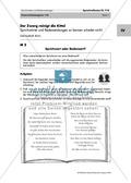 Deutsch, Lesen, Sprache, Schriftspracherwerb, Sprachbewusstsein, Stil, Wortschatz, Redensarten, Sprichwörter, Grammatik