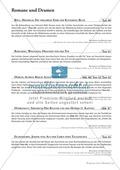 Eichendorf - Aus dem Leben eines Taugenichts:  Erläuterung + Zeitungsartikel Preview 1