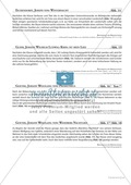 Goethe - Prometheus: Erläuterung, Zeichnung und Text Preview 1
