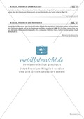 Schiller - Die Bürgschaft: Erläuterung und Text Preview 1