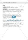 Working at an international trading company: Wortschatz internationales Handelsunternehmen + Übungen zum Passiv Preview 6