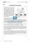 Inhaltsangabe Beispiel Arbeitsblätter Für Deutsch Meinunterricht