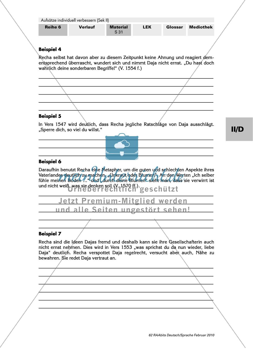 Zitate korrekt verwenden und in die Analyse einbinden Preview 5