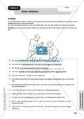 Ausgewählte Rechtschreibschwerpunkte: Übungen + Lösungen Preview 8