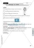 Dehnungs -h: Übungen + Lösungen Preview 5