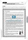 Lesen, Verstehen, Informationserfassung: Übungen + Lösungen Preview 4
