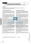 Lesen, Verstehen, Informationserfassung: Übungen + Lösungen Preview 9