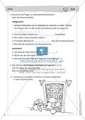 Im Schloss der Prinzessin Millimee: Lesetext + Arbeitsblatt Preview 3