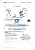 Angemessene Ausdrucksweisen finden - Wünschenswertes Gesprächsverhalten reflektieren und einüben Preview 1