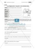 Lernerfolgskontrolle: Die Verwendung des Konjunktiv I in der indirekten Rede Preview 1