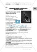 Deutsch, Schreiben, Sprache, Literatur, Produktion formaler Texte, Schreibprozesse initiieren, Sprachbewusstsein, Umgang mit fiktionalen Texten, Fiktionale Texte, Literaturgeschichte, Autoren, Briefe schreiben, Analyse fiktionaler Texte, Gattungen, Lyrik, Erich Kästner, Gedichte, Merkmale von Gedichten