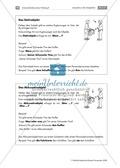 Mit der Umstellprobe Satzglieder unterscheiden und das Prädikat bestimmen Preview 5