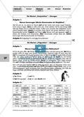 Warum tragen Pinguine keine Wollsocken? Eine individuelle Grammatik-Wiederholung zu den Wortarten Preview 30
