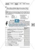 Warum tragen Pinguine keine Wollsocken? Eine individuelle Grammatik-Wiederholung zu Satzgliedern und Tempora Preview 7