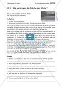 Deutsch, Literatur, Medien, Non-Fiktionale Texte, Umgang mit Medien, Sachtexte, Sachinformationen