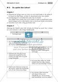 Die Schreibung des s-Lauts: Partnerdiktat + Tabelle zum Eintragen der verschiedenen s-Laute Preview 1