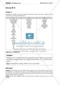 Die Schreibung des s-Lauts: Partnerdiktat + Tabelle zum Eintragen der verschiedenen s-Laute Preview 2