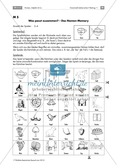 Nomen und ihre Bedeutung anhand von Wortspielen kennen lernen: Teekesselchen und Nomen-Memory Thumbnail 2