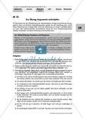 Argumente stilsicher formulieren: Adverbien und Konjunktionen Thumbnail 1
