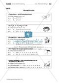 Leseübungen anhand von Sachtexten über Tiere: Thema Igel Preview 6