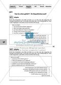 Deutsch, Sprache, Grammatik, Sprachbewusstsein, Modus, Indirekte Rede, Konjunktiv I, Konjunktiv II