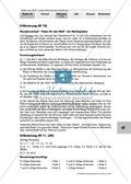 Lernerfolgskontrolle: Textverständnis: Zeitungsartikel über Wolf + Statistik: Ernährungsweise Wolf Preview 1