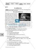 Lernerfolgskontrolle: Textverständnis: Zeitungsartikel über Wolf + Statistik: Ernährungsweise Wolf Preview 2
